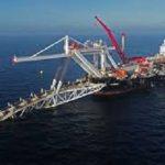 На Северном потоке-2 работает новое судно