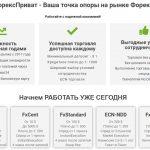 FX-Private: отзывы трейдеров, обзор сайта лжеброкера. Почему не стоит доверять Форекс Приват?