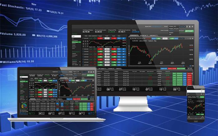 Торговая платформа XCritical