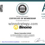 Брокер Биномо получил сертификат FinaCom [The Financial Commission ]
