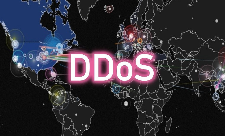 DDoS атаки на брокера Olymp Trade