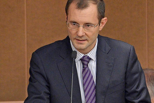 Зампред Центробанка Владимир Чистюхин