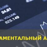 Фундаментальный анализ для торговли бинарными опционами