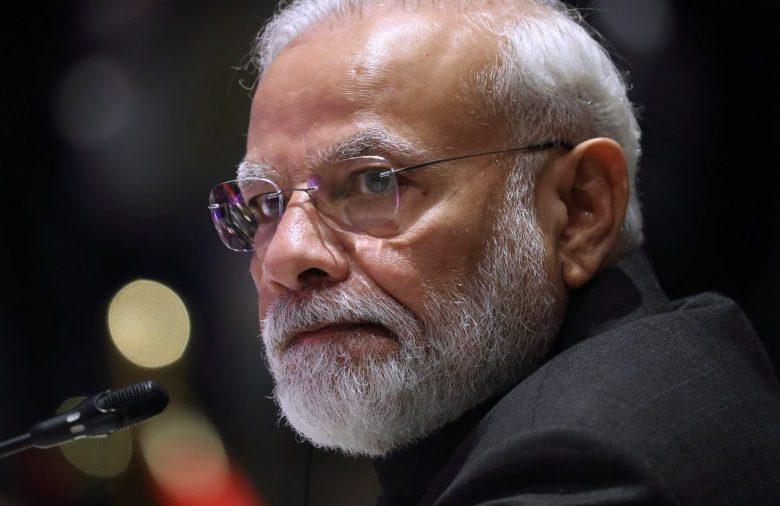 Премьер-министр Индии Моди стал жертвой взлома Twitter для сбора средств