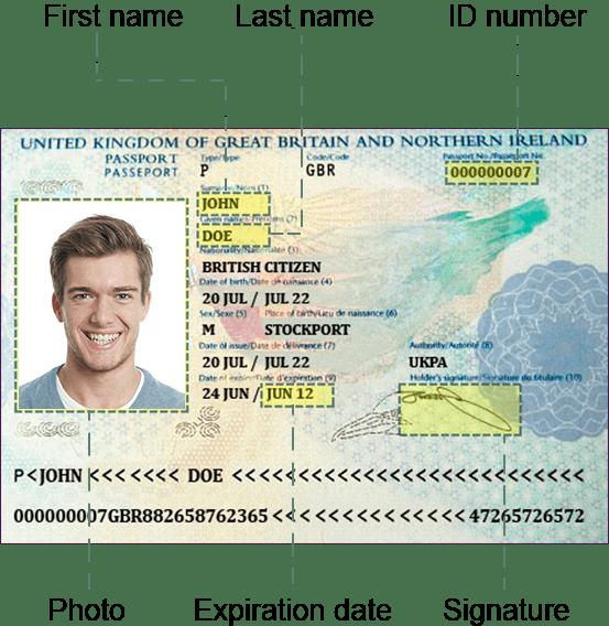 Верификация личности у брокера tradingteck