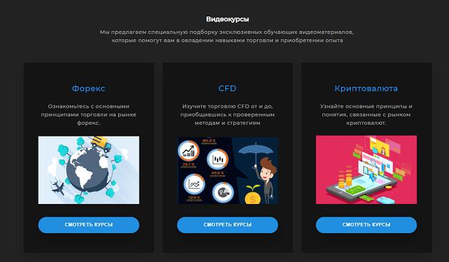marketssoft видео курсы по трейдингу форекс, CFD, крипто валютой и другими активами