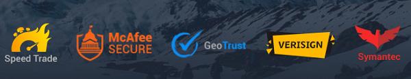 мошенники бинарных опционов используют логотипы и сертификаты