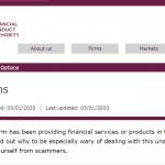 И снова бинарные опционы: мошенническая схема разоблачена британским регулятором.